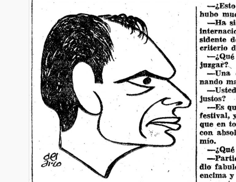 1960 – Documento – Mano a mano: Pedro Portabella