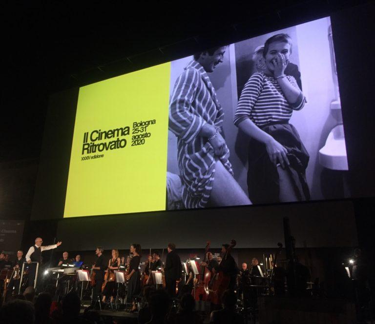 2020 – Writing – Portabella at 'Il Cinema Ritrovato'
