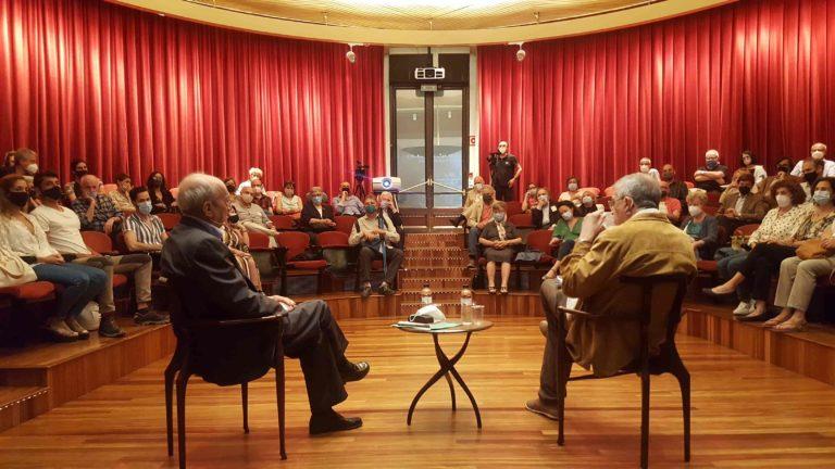 Pere Portabella Esteve Riambau Palau Musica