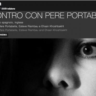 Incontro con Portabella al Cinema Ritrovato